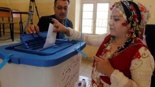 Os curdos iraquianos votam em referendo de independência nesta segunda-feira (25) no Iraque.