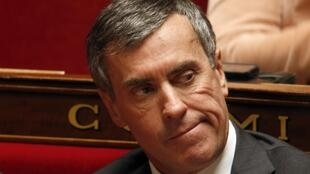 Jérôme Cahuzac in the National Assembly