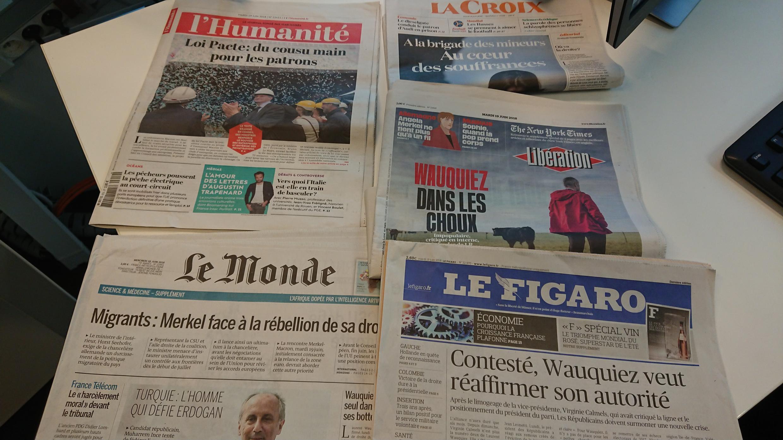 Diários franceses 19.06.2018