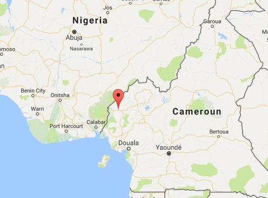 Le gendarme a été tué dans la nuit du 9 au 10 novembre 2017 à hauteur de la localité d'Akwem, non loin de la ville de Mamfe, en zone anglophone, au Cameroun. u Cam