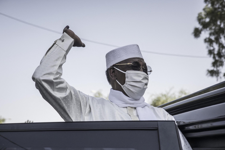 Idriss Déby Itno Tchad
