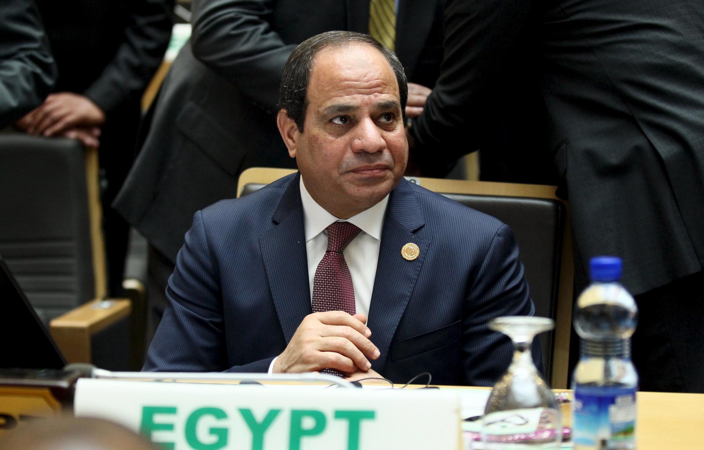 Shugaban kasar Abdel Fattah al-Sisi zai bude taron na tattalin arziki.