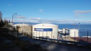 存檔圖片:挪威國家石油公司