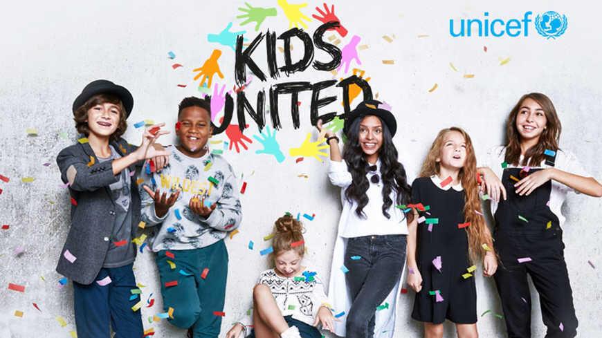 Группа Kids United