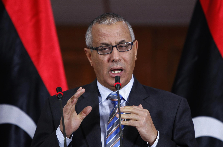 Waziri Mkuu wa Libya, Ali Zeidan
