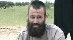 Johan Gustafsson da Al-Qaeda ta sace a shekarar 2011 a Mali