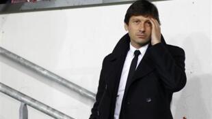 Leonardo não poderá entrar nos vestiários ou assistir aos jogos no banco de reservas durante nove meses.
