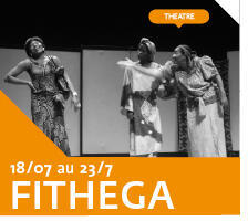 Festival International du Théâtre Gabonais