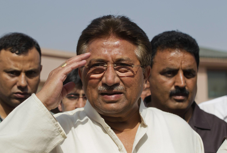 Pervez Musharraf tsohon shugaban Pakistan