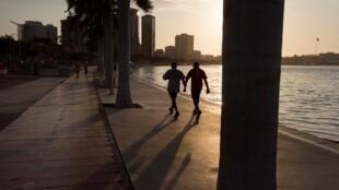 Angola. Imagem de Ilustração.