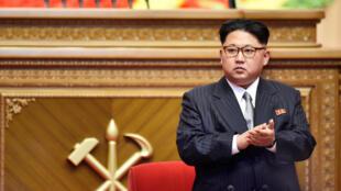 金正恩出任朝鮮勞動黨委員長