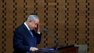 លោក Benjamin Netanyahu នាយករដ្ឋមន្ត្រីអ៊ីស្រាអែល