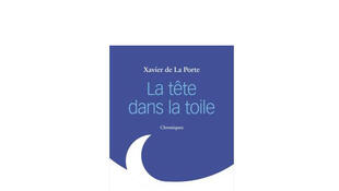 «La tête dans la toile», de Xavier de La Porte.