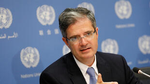 François Delattre, the Permanent Representative of France to the United Nations in New York, October 2 2017