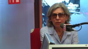 Anita Leandro, documentarista e professora de cinema da UFRJ.