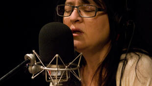 Susie Arioli au studio 136