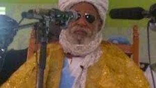 Sheik Dahiru Usman Bauchi, babban malamin addinin Islama a Najeriya.