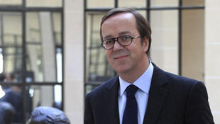 Frederic Rouzaud, PDG du Champagne Louis Roederer.