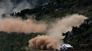 The Acropolis Rally will feature on the WRC calendar again this year for the first time since 2013