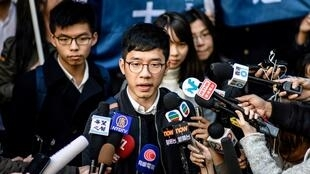 "China on Thursday accused the UK of sheltering ""wanted criminals"" after prominent Hong Kong pro-democracy activist Nathan Law said he had been granted political asylum there"