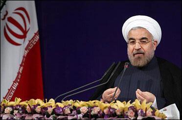 حسن روحانی رییس جمهوری ایران