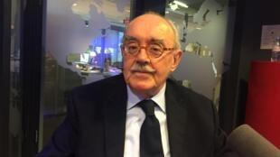 O economista Jean-Yves Carfantan