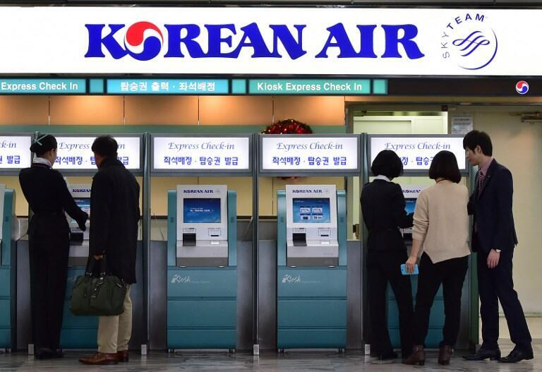 La fille du propriétaire de la compagnie aérienne Korean Air avait aussi impliquée dans une affaire de «gapjil»