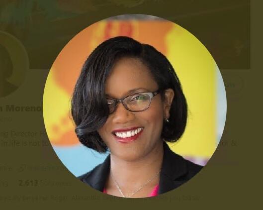 Elisabeth Moreno, nascida em Cabo Verde em 1970 , é a nova ministra delegada para a igualdade de género, no governo de Jean Castex