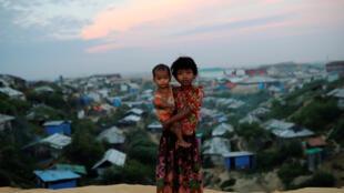 Children_MYANMAR-ROHINGYA-BANGLADESH