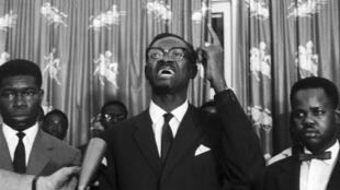 RDC - Lumumba - Discours Sénat - Justin Bomboko