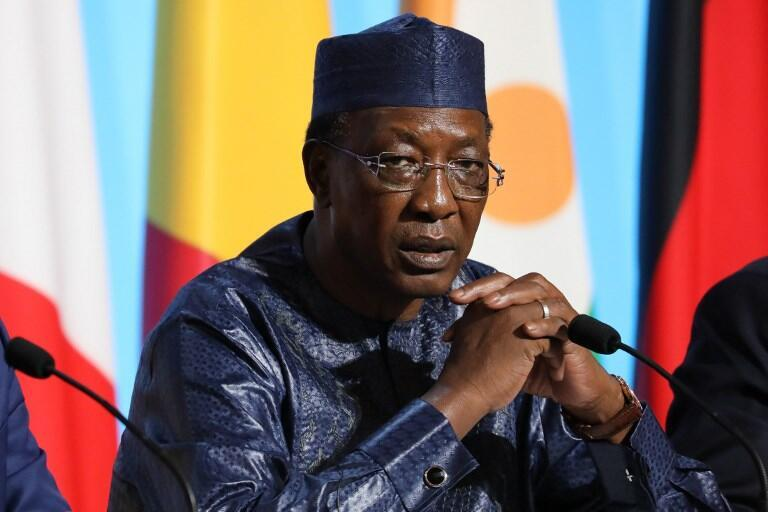 Rais wa Chad, Idriss Déby.
