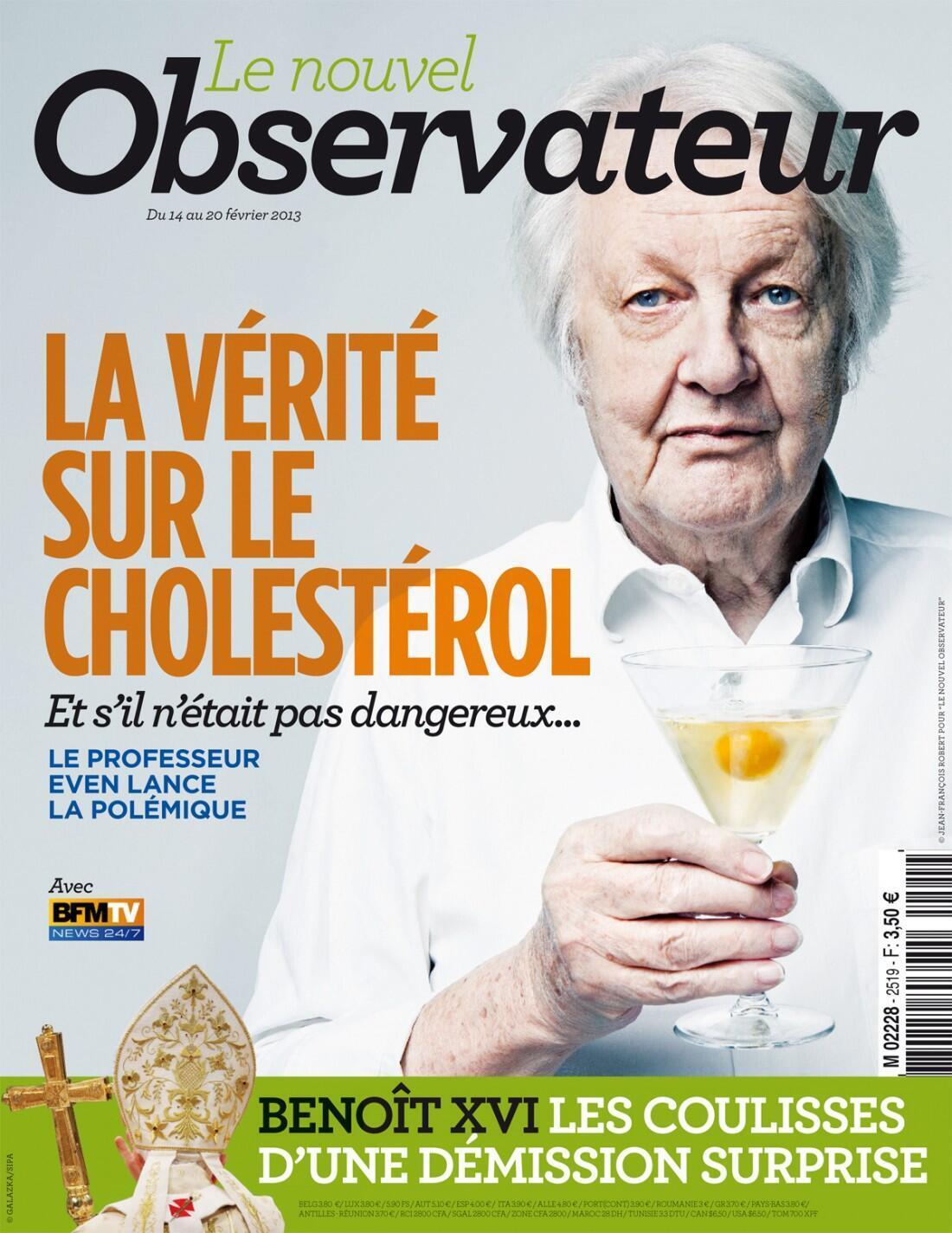 Tuần báo Le Nouvel Observateur giới thiệu về cuốn sách của Gs Philippe Even