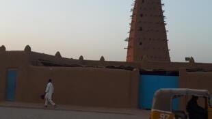 Masallacin garin Agadez na Jamhuriyyar Nijar