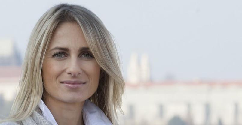 La eurodiputada checa Dita Charanzova
