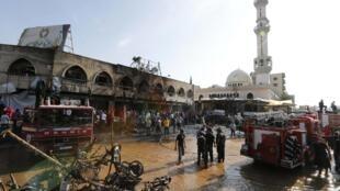 انفجار دیروز در شهر طرابلس در شمال بیروت موجب کشته شدن 42 نفر و زخمی شدن 280 نفر شد.