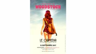 «Welcome to Woodstock», à voir au Comédia à Paris jusqu'au 7 janvier.