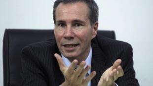 Le procureur Alberto Nisman, en mai 2013.