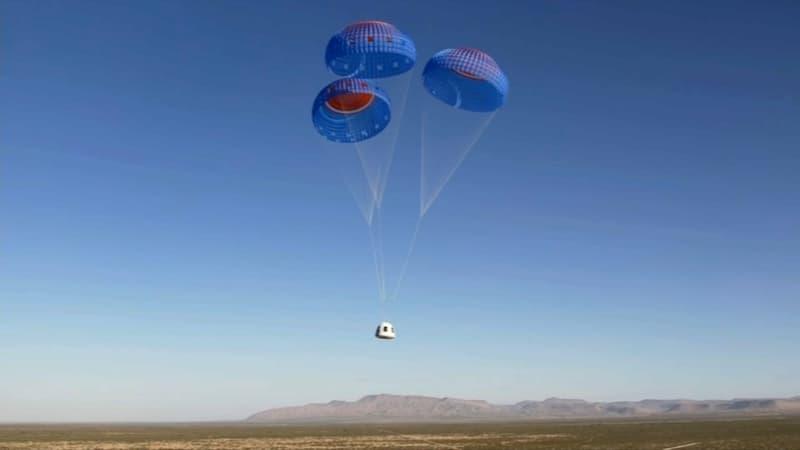 EN-DIRECT-Atterrissage-reussi-pour-la-capsule-Blue-Origin-apres-un-voyage-spatial-de-plusieurs-minutes-1146315