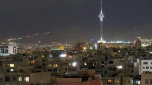 Iska mai gurbata muhalli ta hana zirga-zirga a Tehran