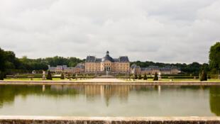 Замок Во-ле-Виконт под Парижем один из красивейших во Франции
