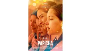 Affiche du film «Papicha» de Mounia Meddour.