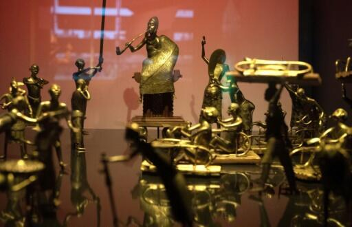 Of the estimated 90,000 African artworks in French museums, around 70,000 are at Paris' Quai Branly museum