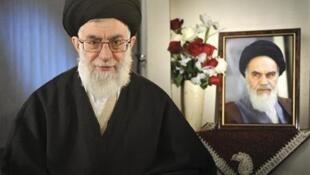L'ayatollah Ali Khamenei, le guide suprême iranien.