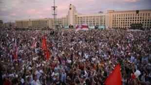 Une nouvelle journée de mobilisation est prévue ce dimanche en Biélorussie.