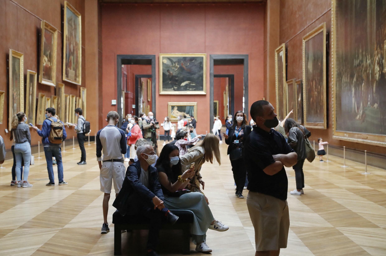 France - Musée - Louvre - 000_1UP59N