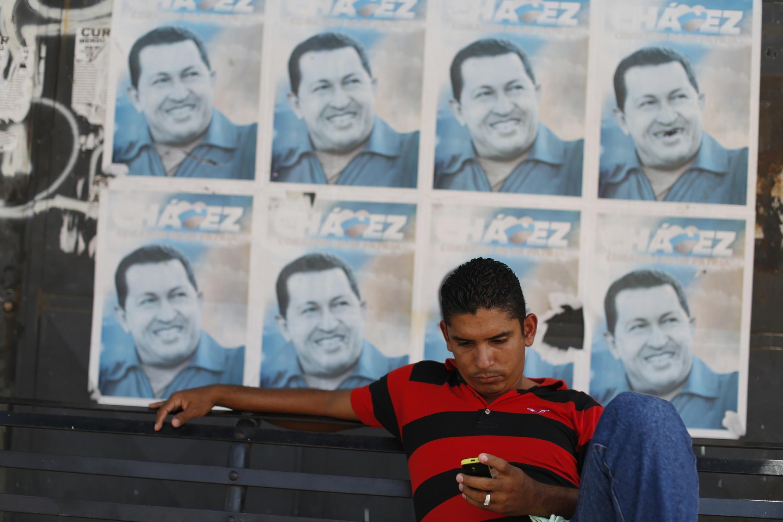Ciudad natal de Hugo Chávez, Sabaneta.