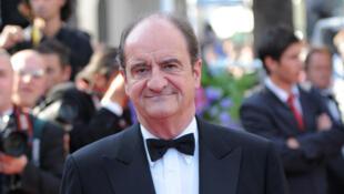 Pierre Lescure lors du 63e Festival de Cannes en 2010.