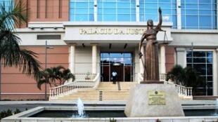 Palácio da Justiça de Luanda, em Angola