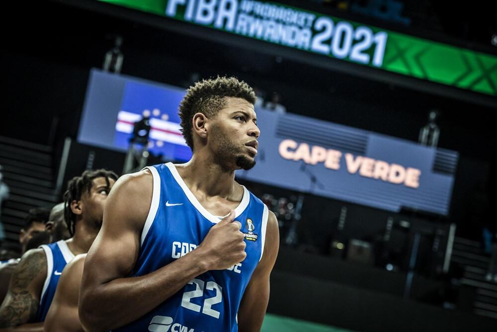 Cabo Verde - Afrobasket - Basquetebol - Desporto - RDC - Basket-Ball - Cabo-Verdianos - Basket-Ball