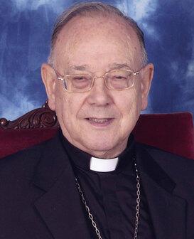 O futuro cardeal espanhol Fernando Sebastian Aguilar